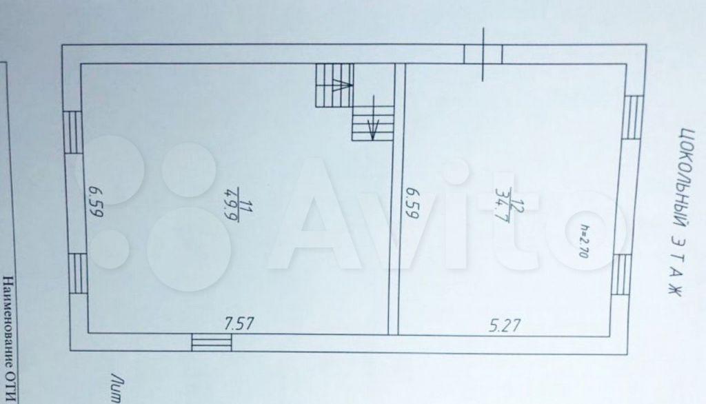 Продажа дома село Марфино, Погожая улица, цена 7900000 рублей, 2021 год объявление №601420 на megabaz.ru