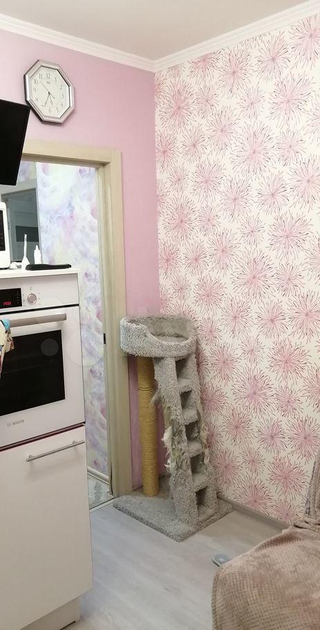 Продажа однокомнатной квартиры деревня Давыдово, улица 2-й Микрорайон 5, цена 1950000 рублей, 2021 год объявление №606816 на megabaz.ru