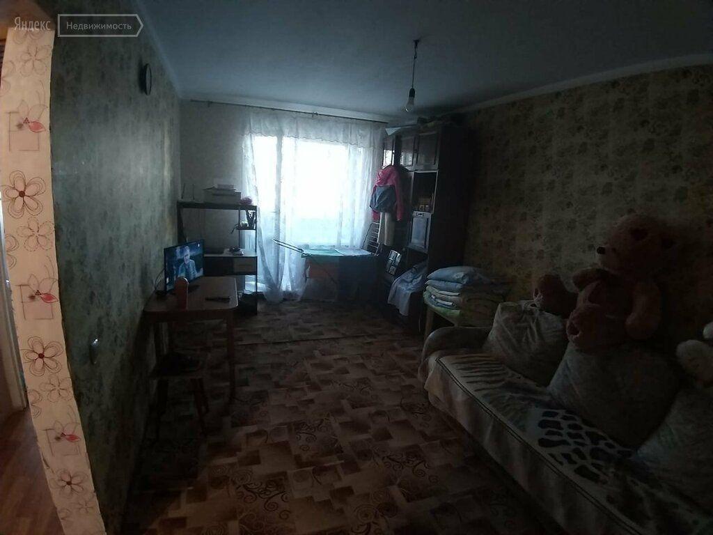 Продажа однокомнатной квартиры рабочий посёлок Тучково, Новая улица 7, цена 2200000 рублей, 2021 год объявление №581880 на megabaz.ru