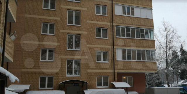 Продажа студии Химки, Овражная улица 4, цена 2700000 рублей, 2021 год объявление №582483 на megabaz.ru