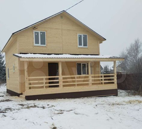 Продажа дома деревня Сенино, цена 3850000 рублей, 2021 год объявление №552296 на megabaz.ru