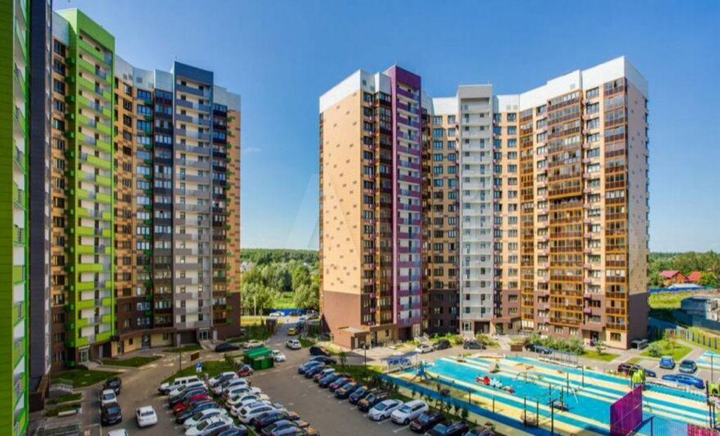 Продажа однокомнатной квартиры деревня Жуковка, цена 11250000 рублей, 2021 год объявление №607968 на megabaz.ru