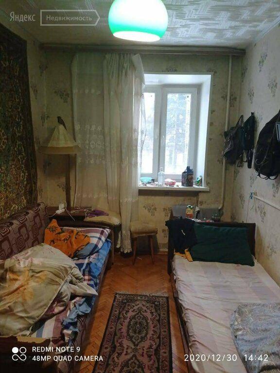 Продажа двухкомнатной квартиры Голицыно, Советская улица 52к3, цена 5700000 рублей, 2021 год объявление №601121 на megabaz.ru