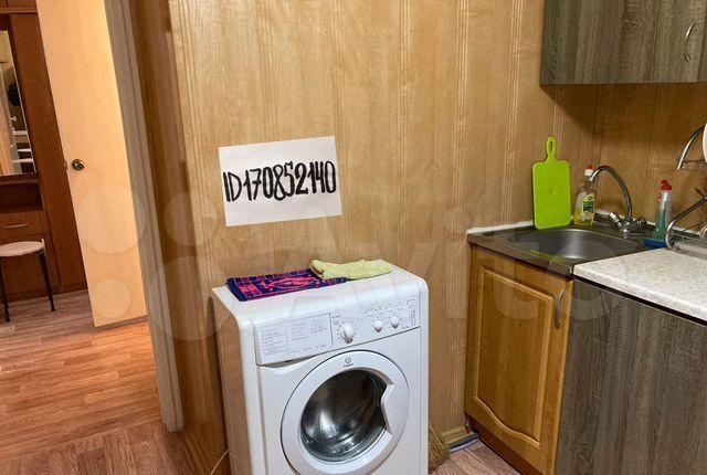Аренда двухкомнатной квартиры Клин, Ломоносовский проезд 9, цена 2000 рублей, 2021 год объявление №1342793 на megabaz.ru