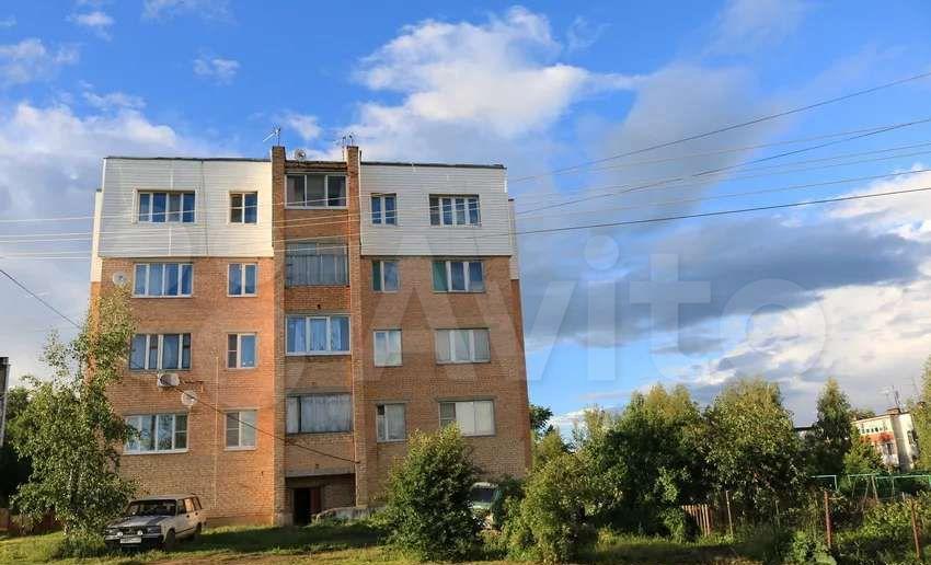 Продажа двухкомнатной квартиры село Татариново, улица Ленина 1, цена 2499999 рублей, 2021 год объявление №610170 на megabaz.ru
