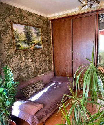 Продажа трёхкомнатной квартиры Луховицы, улица Жуковского 24, цена 2350000 рублей, 2021 год объявление №582630 на megabaz.ru