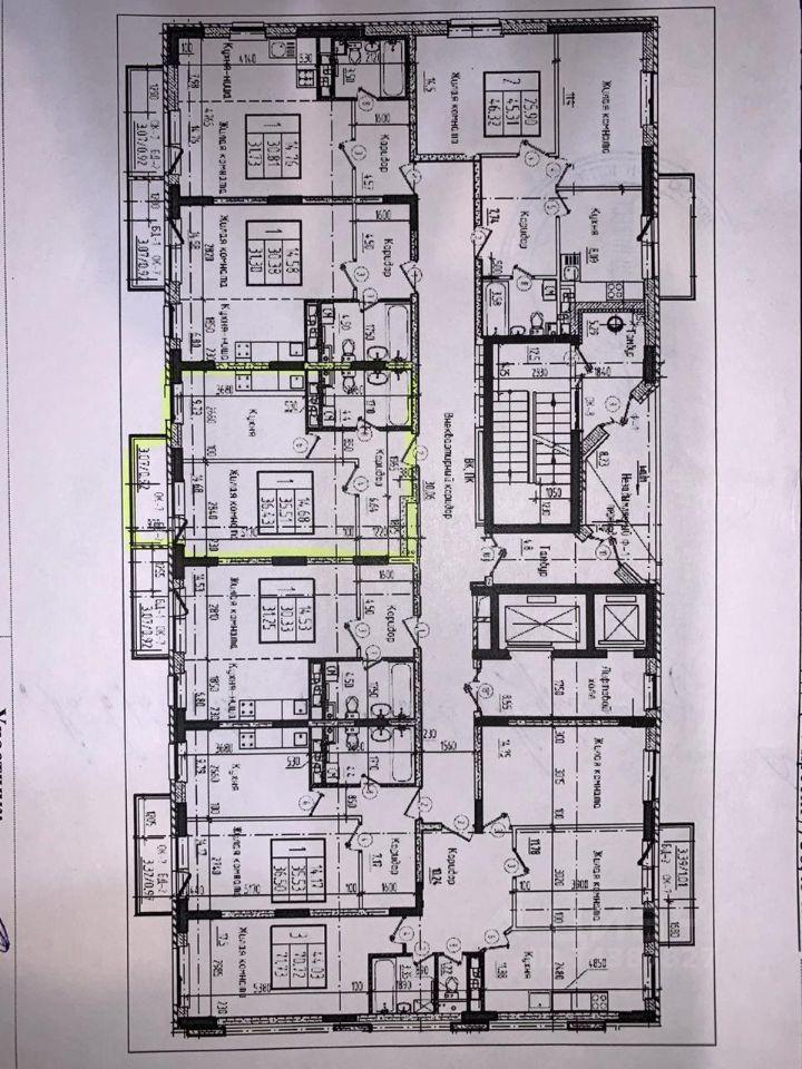 Продажа однокомнатной квартиры Ивантеевка, улица Бережок 14, цена 5630000 рублей, 2021 год объявление №634124 на megabaz.ru