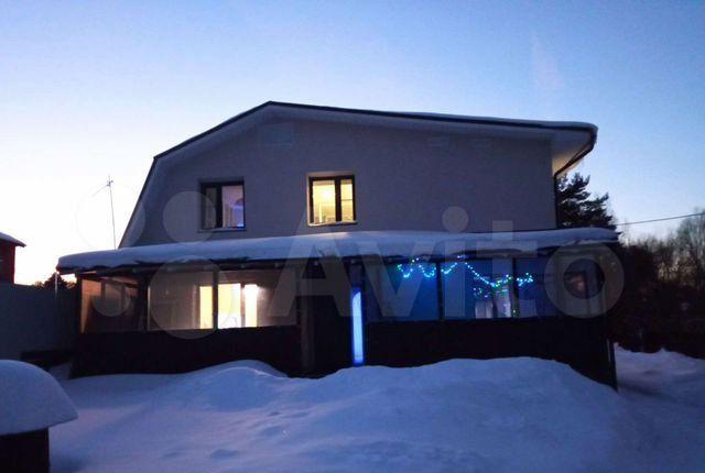 Аренда дома деревня Бузланово, улица Хлебники 2, цена 75000 рублей, 2021 год объявление №1342647 на megabaz.ru