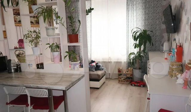 Продажа однокомнатной квартиры деревня Горки, Туровская улица 8, цена 5900000 рублей, 2021 год объявление №583195 на megabaz.ru