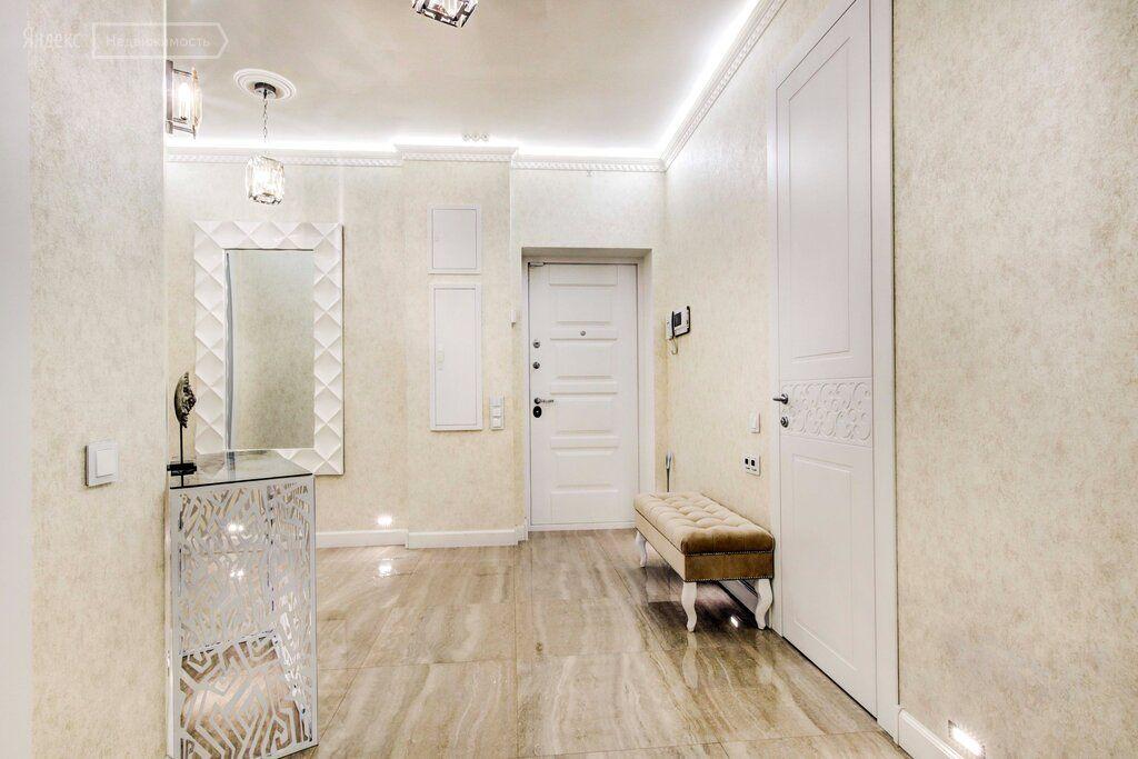 Продажа пятикомнатной квартиры Москва, улица Гризодубовой 2, цена 59600000 рублей, 2021 год объявление №583199 на megabaz.ru