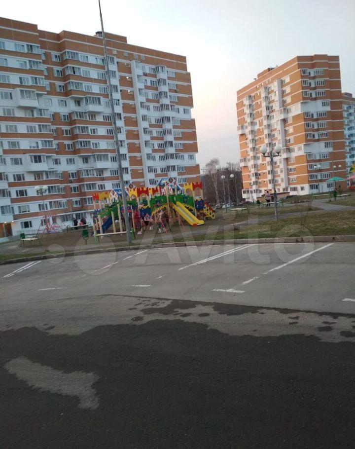 Продажа однокомнатной квартиры Москва, улица Харлампиева 50к3, цена 5300000 рублей, 2021 год объявление №607890 на megabaz.ru