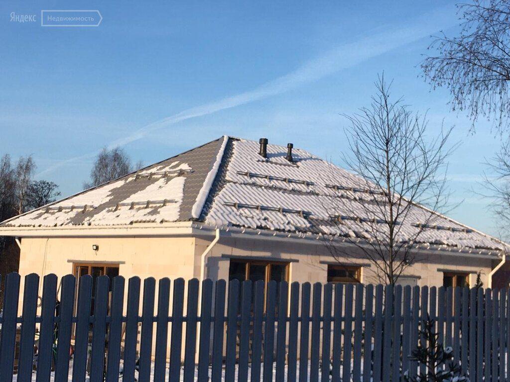 Продажа дома деревня Таширово, цена 4650000 рублей, 2021 год объявление №583854 на megabaz.ru