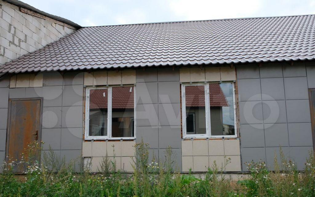 Продажа дома село Семеновское, цена 1400000 рублей, 2021 год объявление №553686 на megabaz.ru