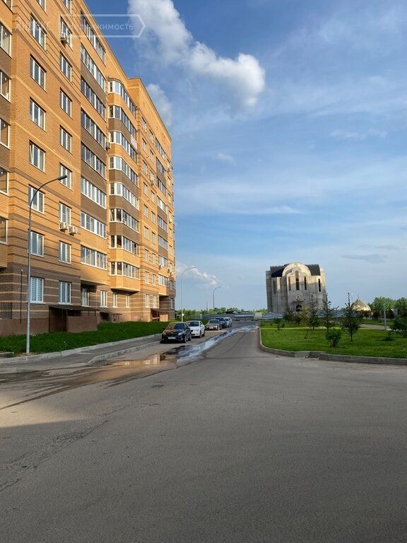 Продажа однокомнатной квартиры село Рождествено, Рождественский бульвар 7, цена 5450000 рублей, 2021 год объявление №648287 на megabaz.ru