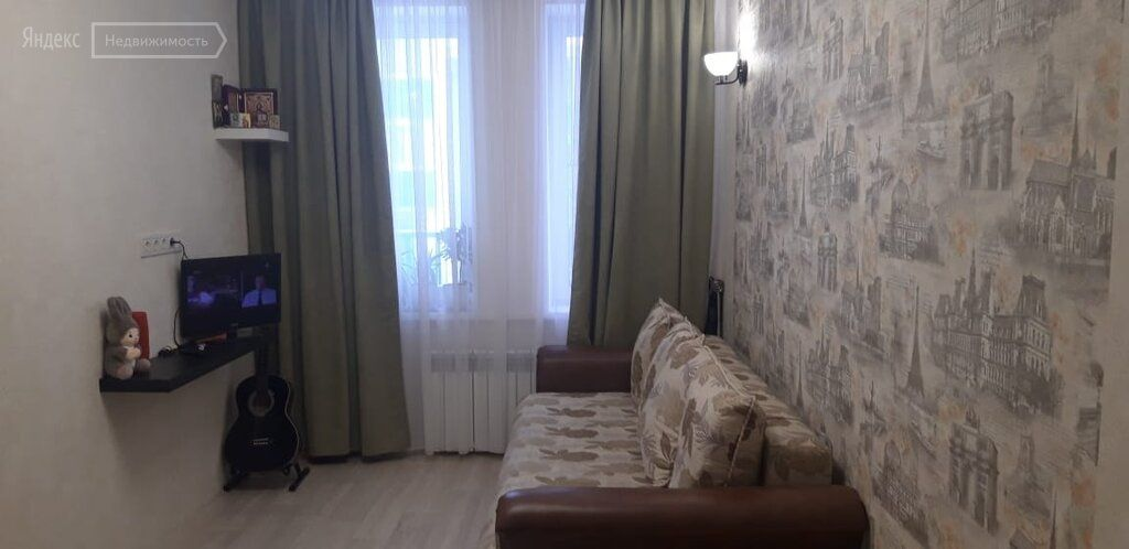 Продажа однокомнатной квартиры деревня Брёхово, метро Митино, цена 3950000 рублей, 2021 год объявление №583827 на megabaz.ru
