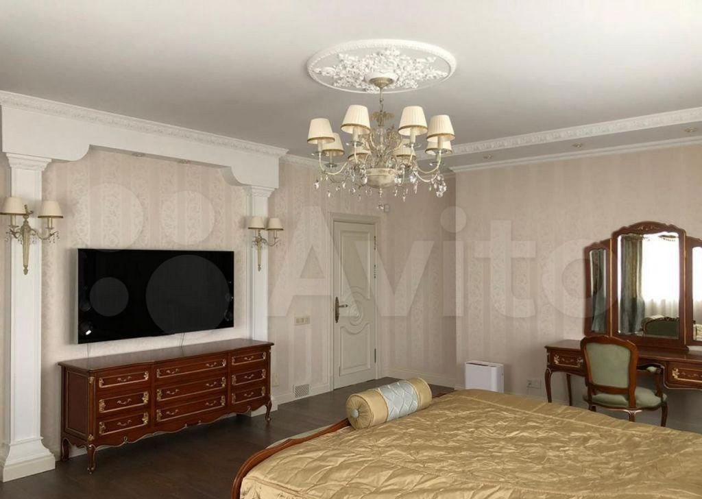 Продажа дома поселок Вешки, Зелёный бульвар 17, цена 33000000 рублей, 2021 год объявление №594020 на megabaz.ru
