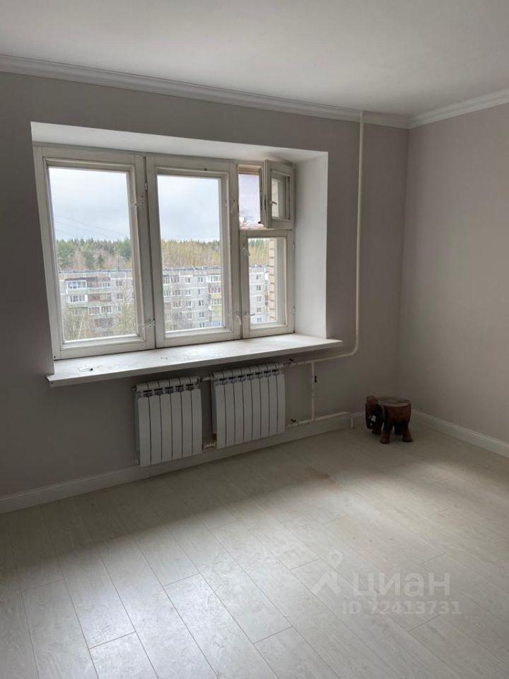 Продажа двухкомнатной квартиры поселок Часцы, цена 6000000 рублей, 2021 год объявление №613765 на megabaz.ru
