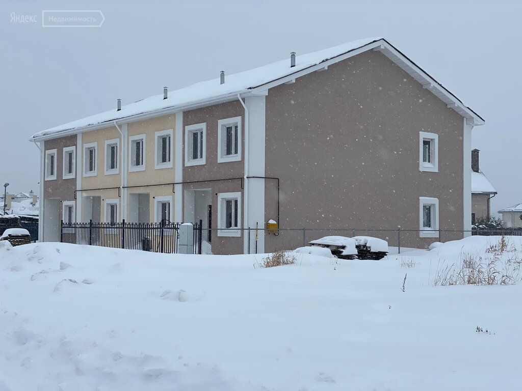 Продажа дома деревня Нефедьево, Солнечная улица, цена 8450000 рублей, 2021 год объявление №584536 на megabaz.ru
