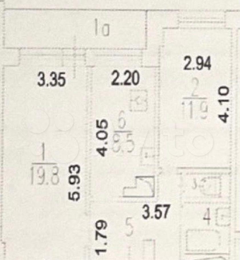 Аренда двухкомнатной квартиры Москва, метро Кропоткинская, Большой Афанасьевский переулок 11-13, цена 80000 рублей, 2021 год объявление №1421132 на megabaz.ru