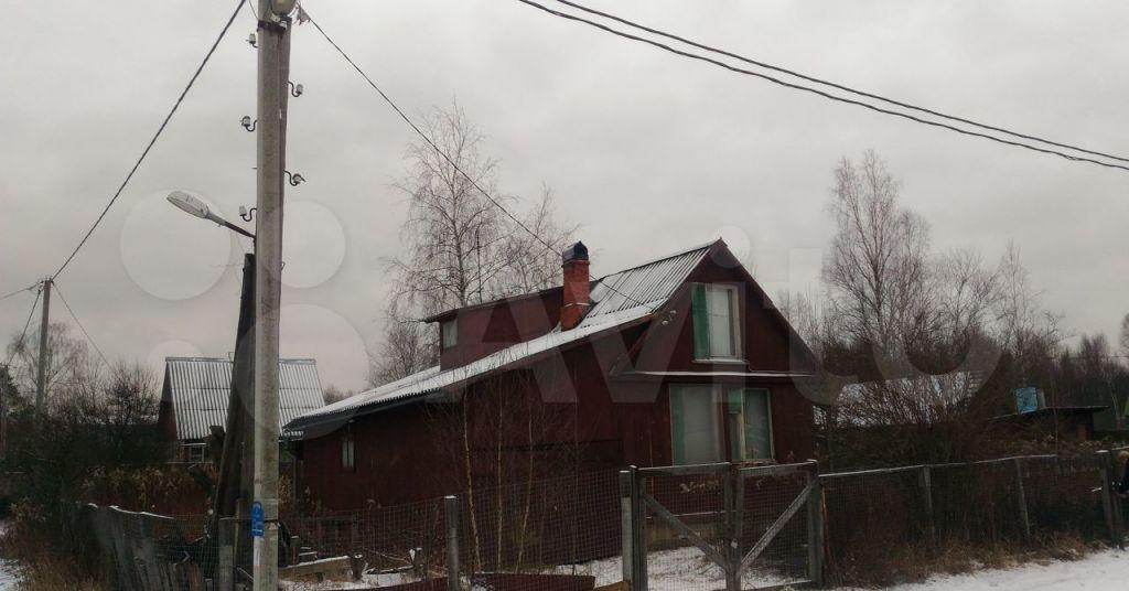 Продажа дома садовое товарищество Лесное, цена 600000 рублей, 2021 год объявление №511523 на megabaz.ru