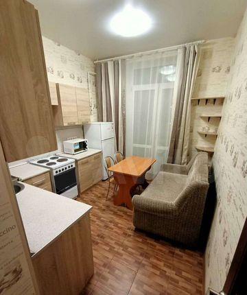 Аренда однокомнатной квартиры деревня Аристово, Светлая улица 1, цена 28000 рублей, 2021 год объявление №1345365 на megabaz.ru