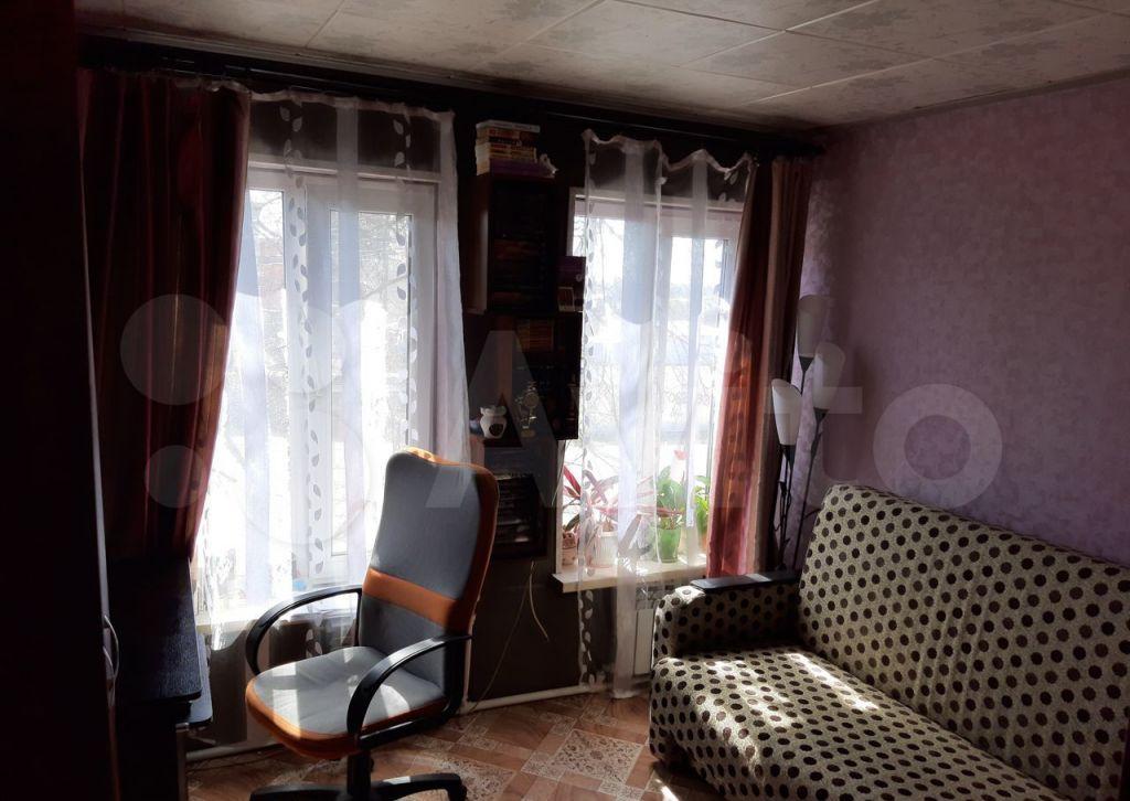 Продажа двухкомнатной квартиры Талдом, Кустарная улица 27, цена 1300000 рублей, 2021 год объявление №614466 на megabaz.ru