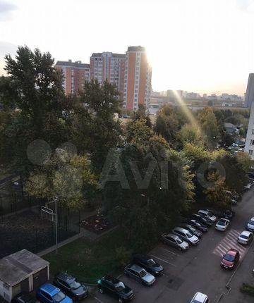 Продажа однокомнатной квартиры Москва, метро Римская, Рабочая улица 33, цена 11000000 рублей, 2021 год объявление №585570 на megabaz.ru