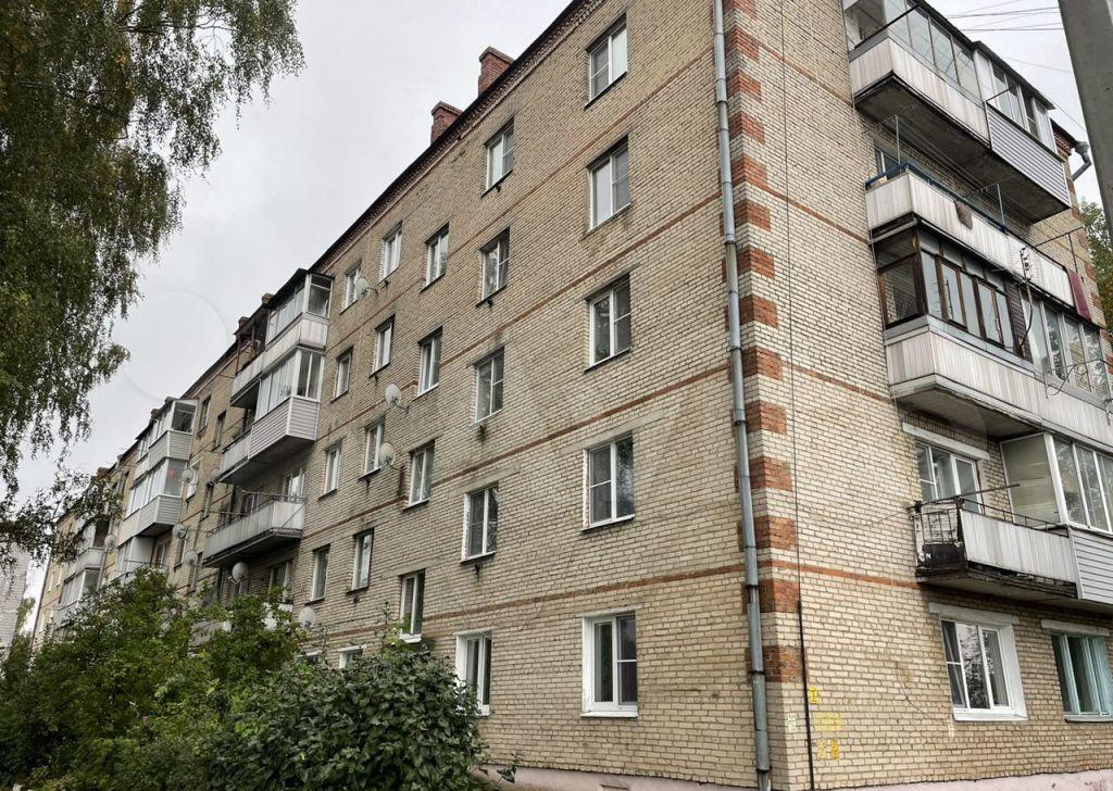 Продажа двухкомнатной квартиры деревня Кузнецы, Новая улица 4, цена 1560000 рублей, 2021 год объявление №697343 на megabaz.ru