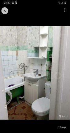 Аренда однокомнатной квартиры Дрезна, Коммунистическая улица 3, цена 15000 рублей, 2021 год объявление №1345988 на megabaz.ru