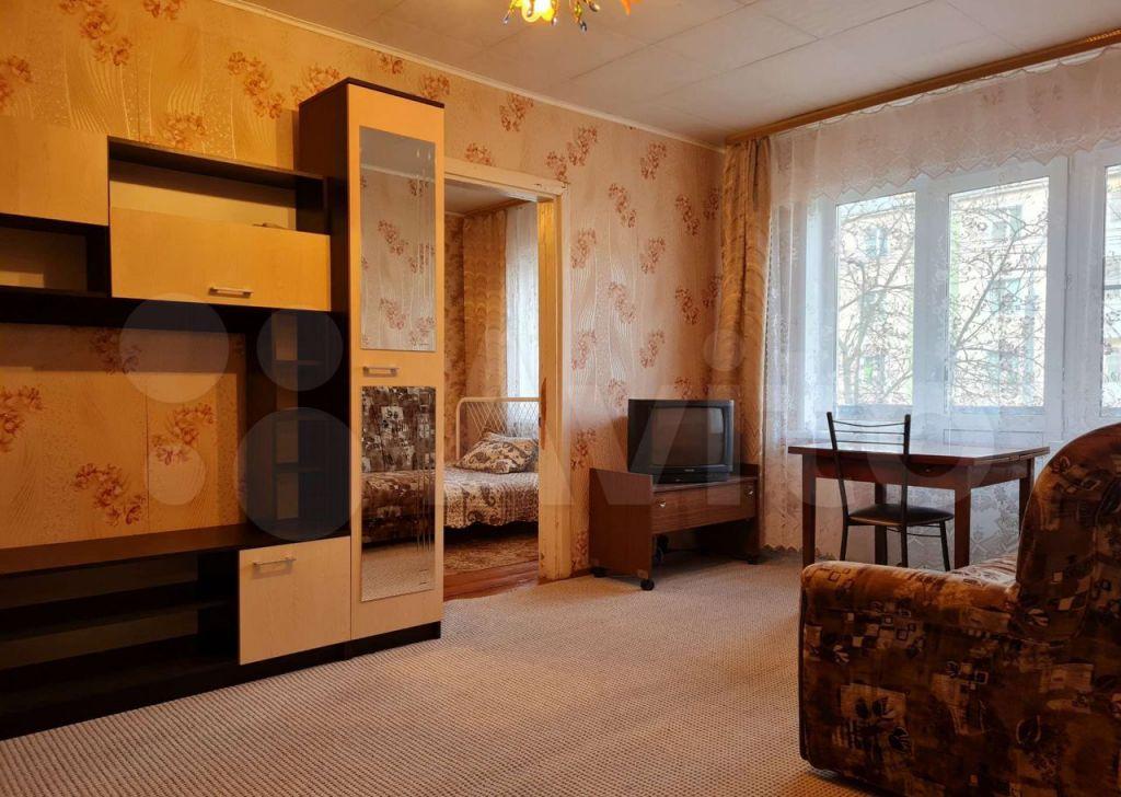 Аренда двухкомнатной квартиры Клин, улица Карла Маркса 96, цена 20000 рублей, 2021 год объявление №1376967 на megabaz.ru