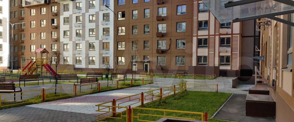 Продажа однокомнатной квартиры поселок Лунёво, цена 3800000 рублей, 2021 год объявление №709558 на megabaz.ru