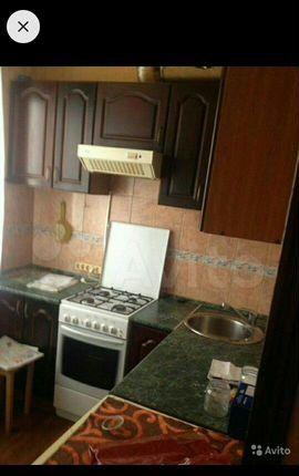 Аренда однокомнатной квартиры поселок Глебовский, улица Микрорайон, цена 17000 рублей, 2021 год объявление №1124798 на megabaz.ru