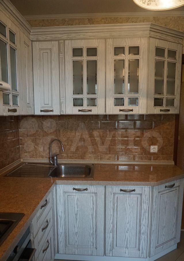 Продажа двухкомнатной квартиры поселок Зеленый, цена 4600000 рублей, 2021 год объявление №615999 на megabaz.ru