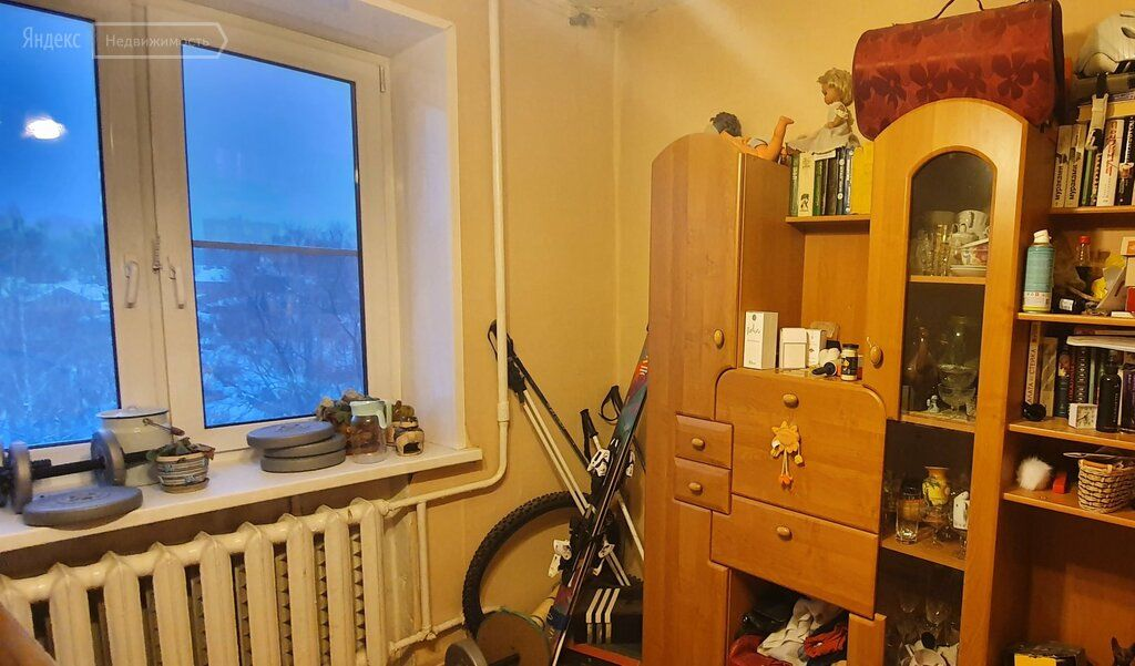 Продажа трёхкомнатной квартиры Королёв, метро Бабушкинская, Прудная улица 9, цена 7800000 рублей, 2021 год объявление №586307 на megabaz.ru