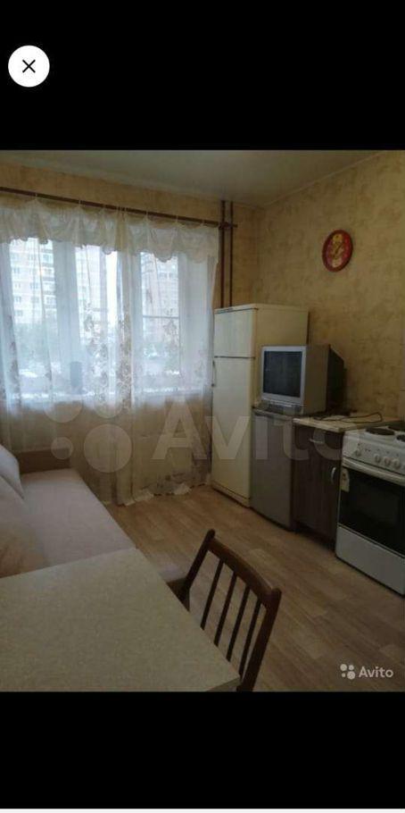 Продажа однокомнатной квартиры поселок Аничково, цена 3850000 рублей, 2021 год объявление №616841 на megabaz.ru