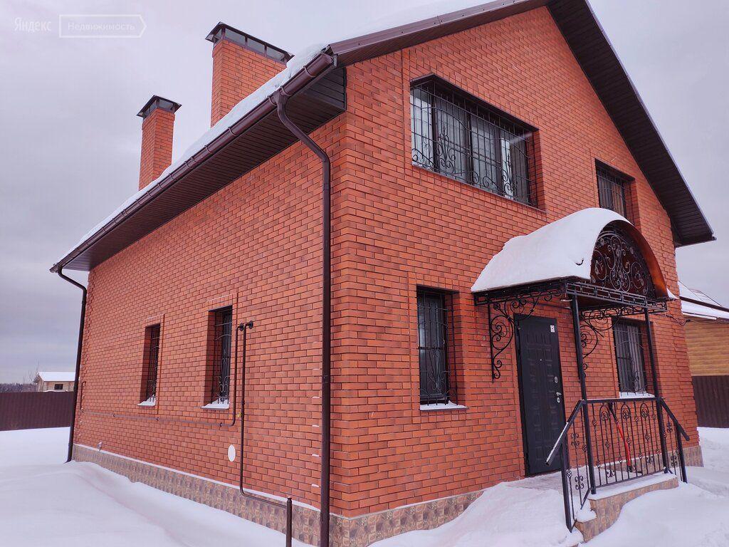 Продажа дома деревня Петелино, цена 13850000 рублей, 2021 год объявление №586168 на megabaz.ru