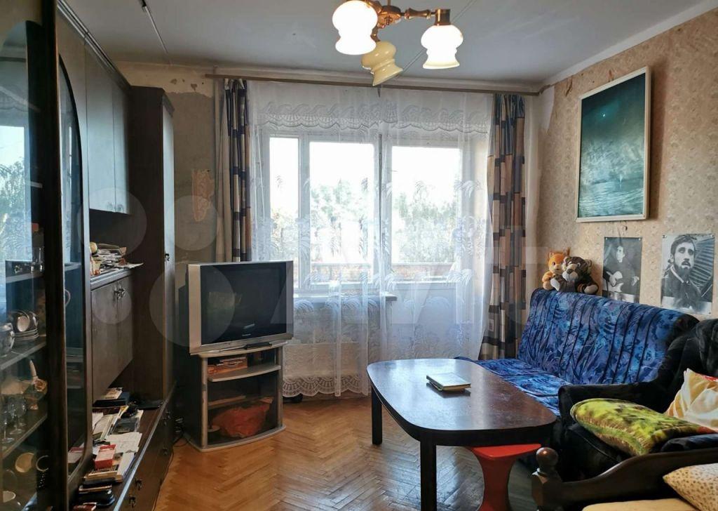 Продажа трёхкомнатной квартиры деревня Одинцово, цена 8300000 рублей, 2021 год объявление №486754 на megabaz.ru