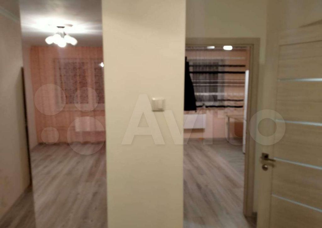 Аренда однокомнатной квартиры деревня Большие Жеребцы, цена 16000 рублей, 2021 год объявление №1388028 на megabaz.ru