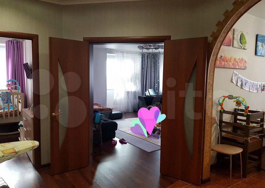 Продажа двухкомнатной квартиры поселок совхоза имени Ленина, цена 16200000 рублей, 2021 год объявление №681582 на megabaz.ru