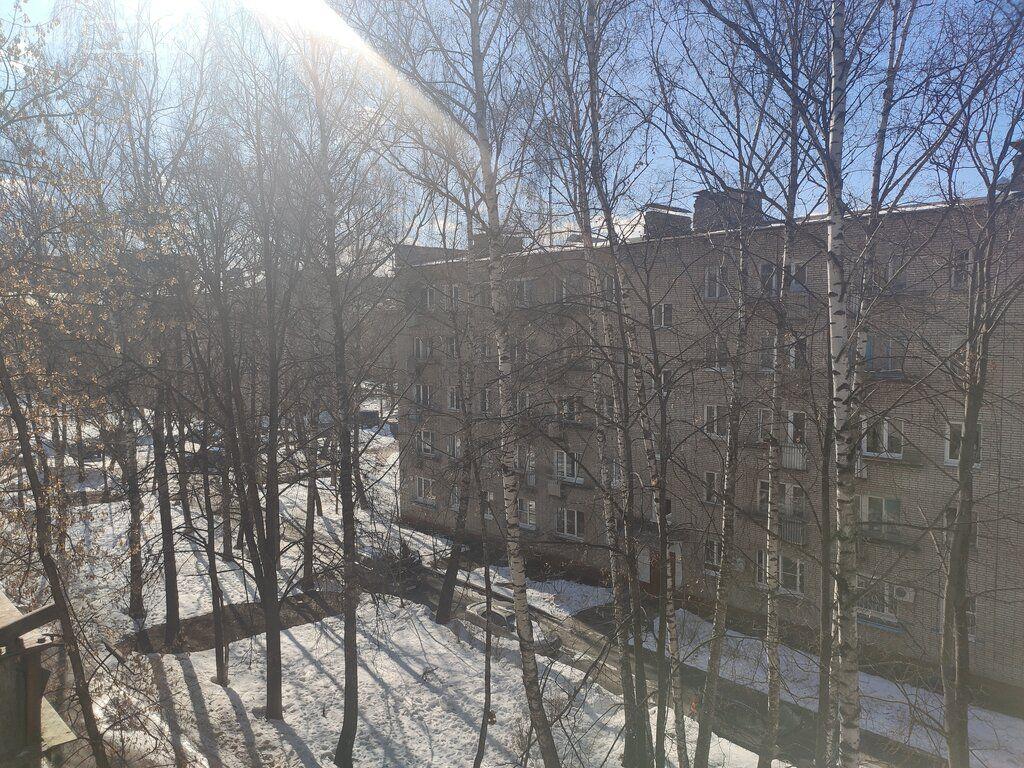 Продажа однокомнатной квартиры Королёв, метро Бабушкинская, Комитетская улица 5, цена 3950000 рублей, 2021 год объявление №590937 на megabaz.ru
