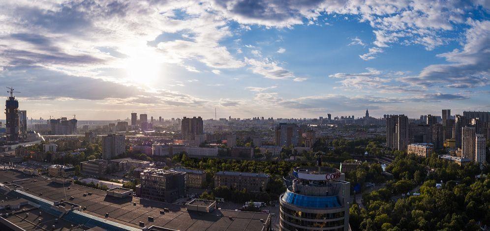 Продажа четырёхкомнатной квартиры Москва, метро Выставочная, Краснопресненская набережная 14, цена 89971849 рублей, 2020 год объявление №425974 на megabaz.ru