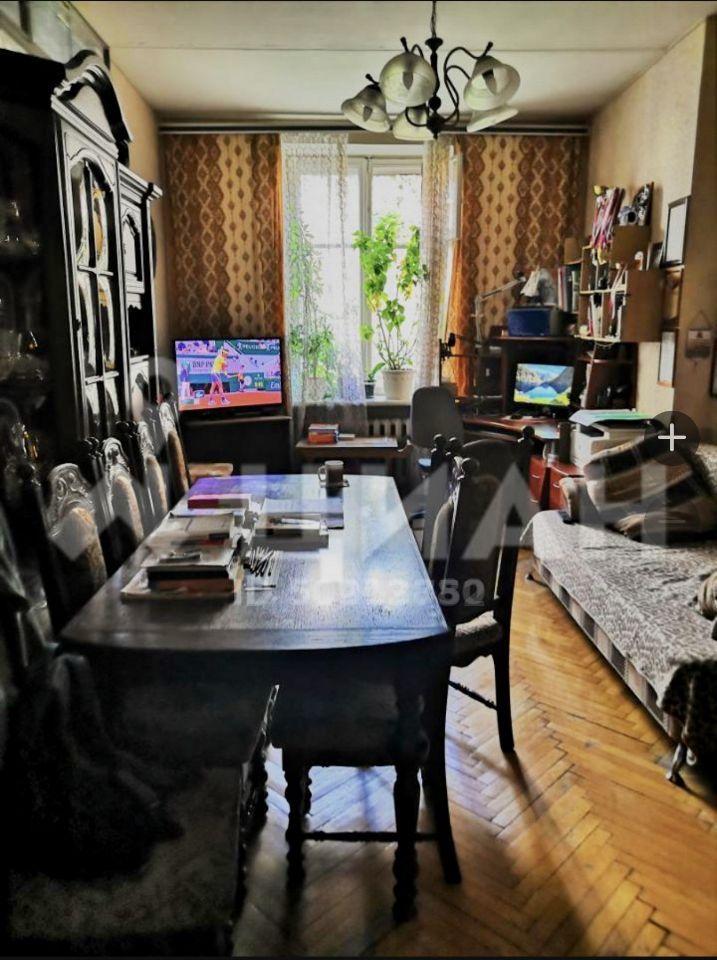 Продажа трёхкомнатной квартиры Москва, метро Парк Победы, улица Генерала Ермолова 4, цена 26000000 рублей, 2021 год объявление №374208 на megabaz.ru
