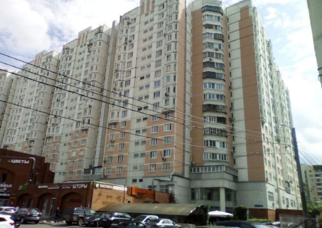 Продажа трёхкомнатной квартиры Москва, метро Братиславская, Братиславская улица 14, цена 12800000 рублей, 2020 год объявление №444696 на megabaz.ru