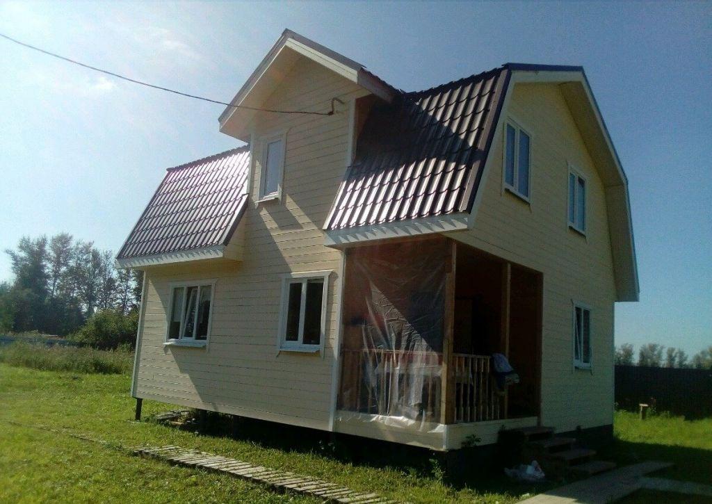 Продажа дома село Никитское, цена 6300000 рублей, 2020 год объявление №376038 на megabaz.ru