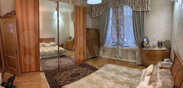 Продажа трёхкомнатной квартиры Москва, метро Студенческая, Студенческая улица 32, цена 24990000 рублей, 2021 год объявление №574955 на megabaz.ru