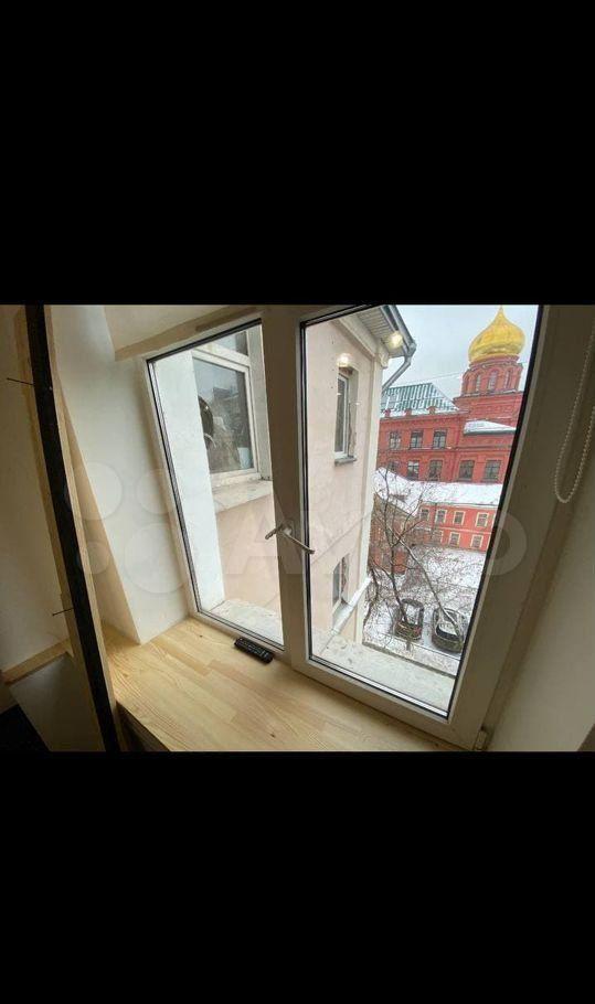 Продажа однокомнатной квартиры Москва, метро Цветной бульвар, Большой Каретный переулок 20с3, цена 7950000 рублей, 2021 год объявление №620966 на megabaz.ru