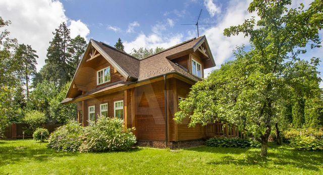 Продажа дома село Жаворонки, цена 25000000 рублей, 2021 год объявление №545275 на megabaz.ru