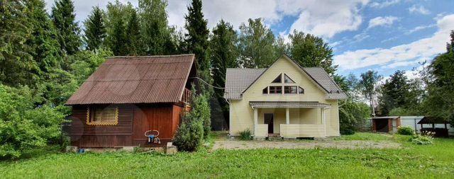 Продажа дома деревня Сивково, цена 6000000 рублей, 2021 год объявление №549193 на megabaz.ru
