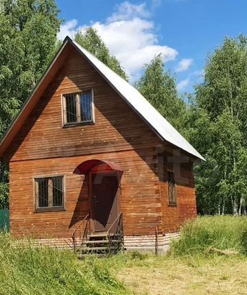 Продажа дома деревня Пешково, цена 2400000 рублей, 2021 год объявление №548976 на megabaz.ru