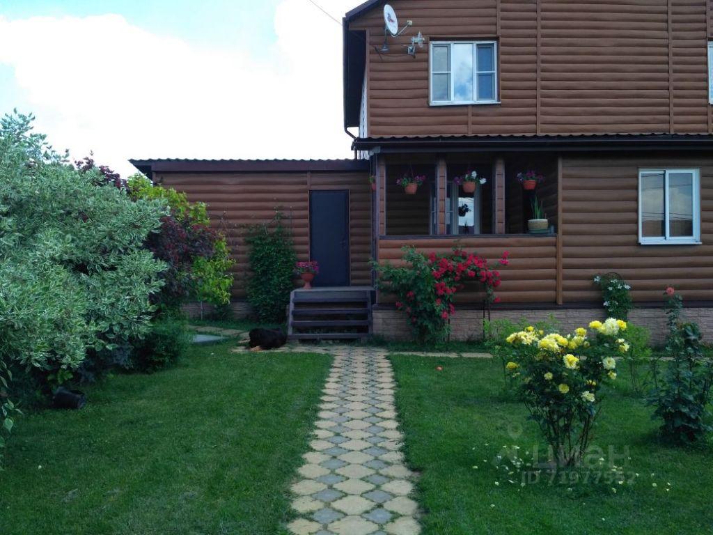 Продажа дома деревня Ложки, цена 10500000 рублей, 2021 год объявление №629418 на megabaz.ru